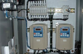 Electric Motor Control Systems