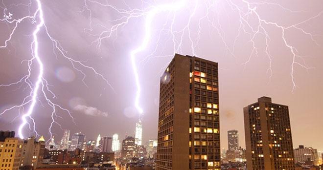 Lightning Strike Assessment