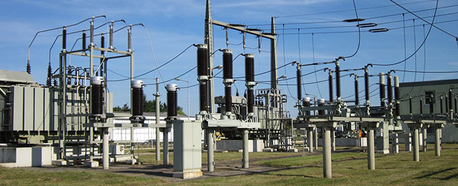 calculate fault current substation earthing design