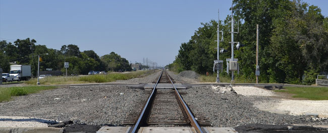 Maximum Voltage Railroad Highway Grade Crossing